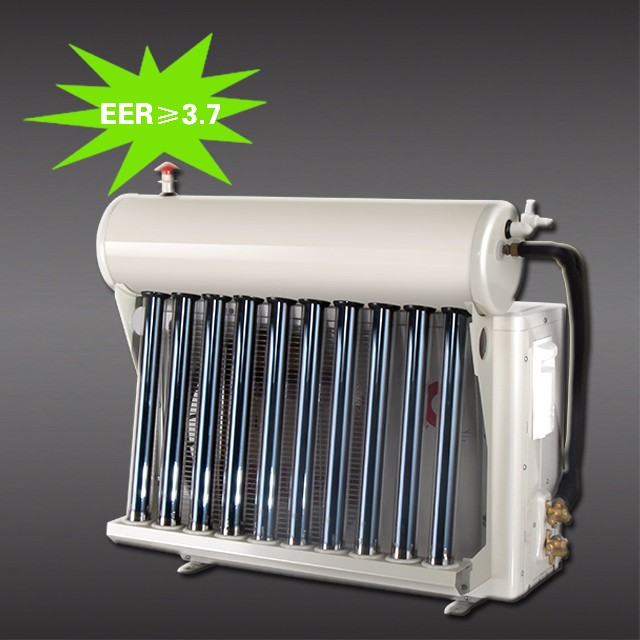 Solar Air Conditioner (Vacuum Tube Type)